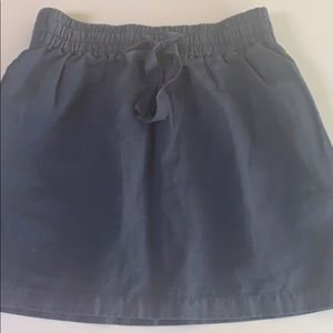 JCrew Mini Skirt